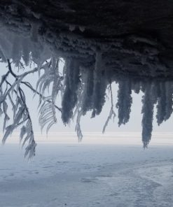 Apostle Islands Ice Caves Chequamegon Bay
