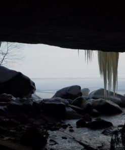 Apostle Islands Ice Caves Houghton Point